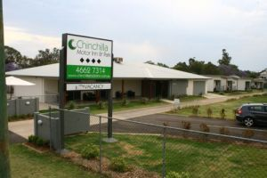 Chinchilla Motor Inn - Accommodation Brisbane
