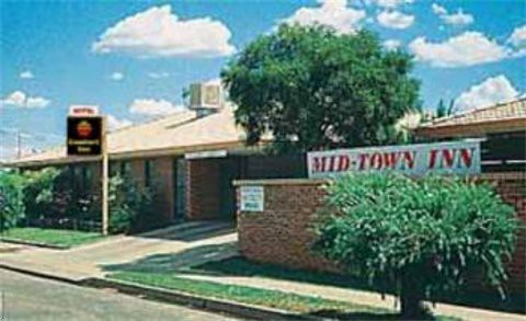 Comfort Inn - Mid Town - Accommodation Brisbane
