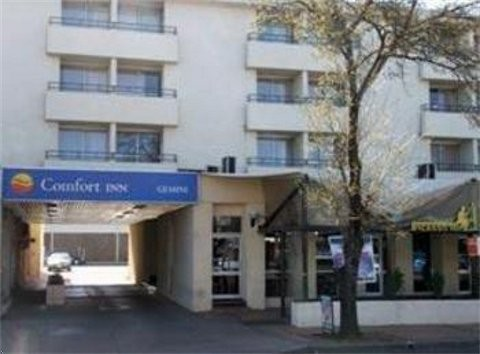 Comfort Inn Gemini Motel - Accommodation Brisbane