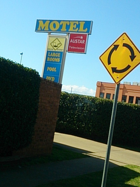 Motel Yambil Inn - Accommodation Brisbane