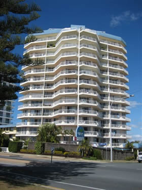 Meridian Tower - Accommodation Brisbane