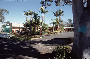 Dawson Motor Inn - Accommodation Brisbane