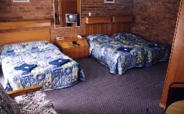 Border Motel - Accommodation Brisbane