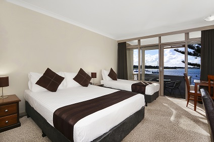 Waters Edge Country Comfort - Accommodation Brisbane