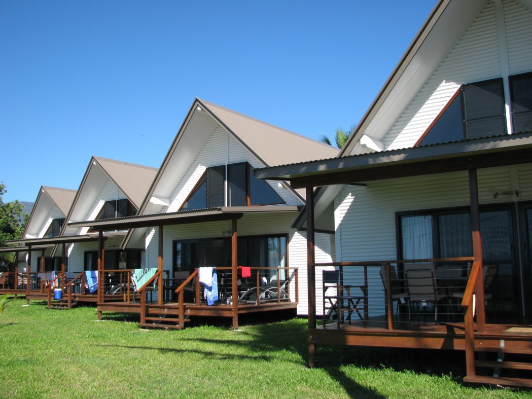 Cardwell Beachcomber Motel  Tourist Park - Accommodation Brisbane