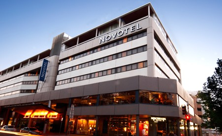 Novotel Canberra - Accommodation Brisbane