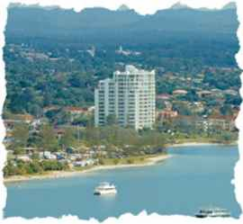 Crystal Bay Resort - Accommodation Brisbane