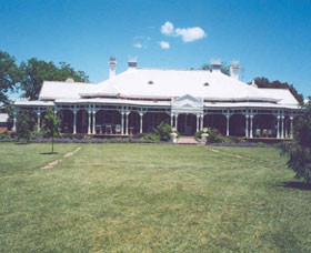 Coombing Park Homestead - Accommodation Brisbane