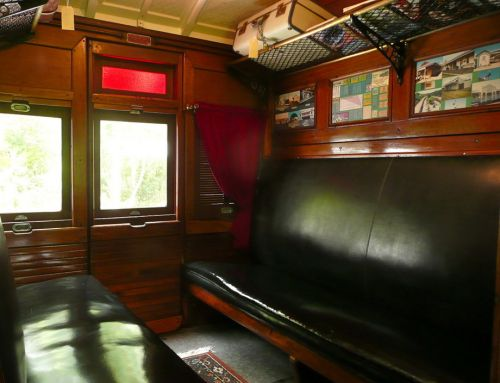 Mt Nebo Railway Carriage amp Chalet - Accommodation Brisbane