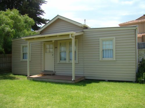 George Cottage - Accommodation Brisbane