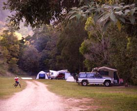 Mt Warning Holiday Park - Accommodation Brisbane