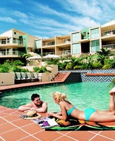 Headland Beach Resort - Accommodation Brisbane