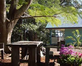 Pines On The Plateau Luxury Lodges - Accommodation Brisbane