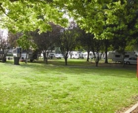 Cowra Van Park - Accommodation Brisbane