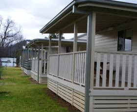 Fossickers Tourist Park Nundle - Accommodation Brisbane