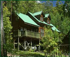 Barrington Wilderness Cottages - Accommodation Brisbane