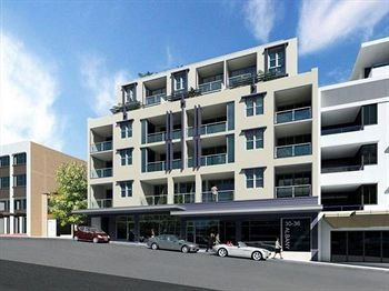 Wyndel Apartments - Encore - Accommodation Brisbane