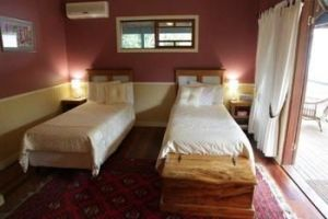 Eumundi Gridley Homestead BampB - Accommodation Brisbane