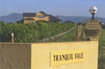 Tranquil Vale Vineyard amp Cottages - Accommodation Brisbane