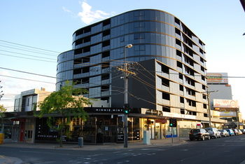 Bayside Towers Serviced Apartments - Accommodation Brisbane