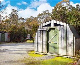 Discovery Holiday Parks Cradle Mountain Cosy Cabins