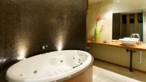 Hepburn Spa Pavilions - Saffron - Accommodation Brisbane