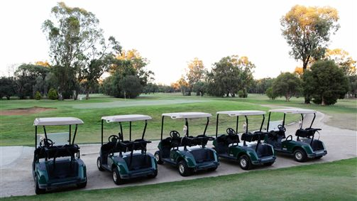 Deniliquin Golf Leisure Resort - Accommodation Brisbane