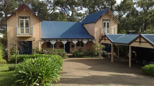 Hideaways at Red Hill - Accommodation Brisbane