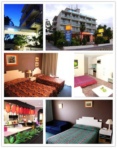Addison Hotel - Accommodation Brisbane