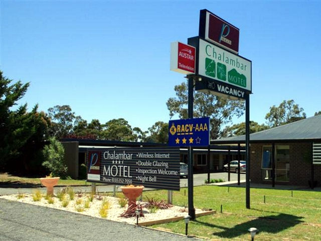 Chalambar Motel - Accommodation Brisbane