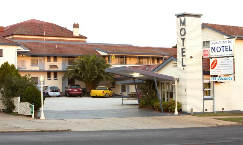 Cowra Motor Inn - Accommodation Brisbane