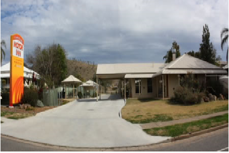 Country Roads Motor Inn - Gayndah - Accommodation Brisbane