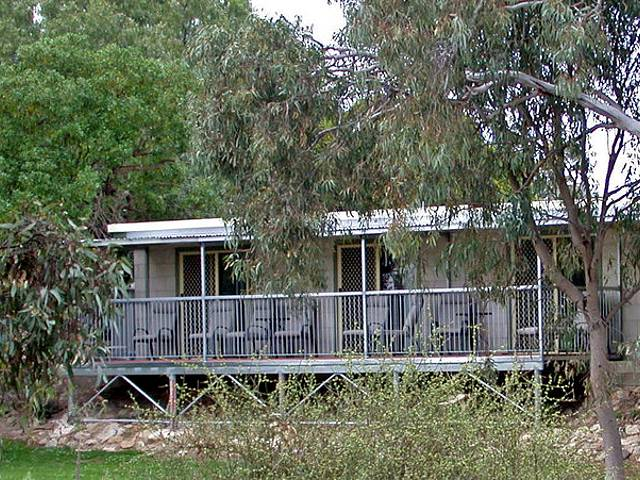 Donald Riverside Motel - Accommodation Brisbane