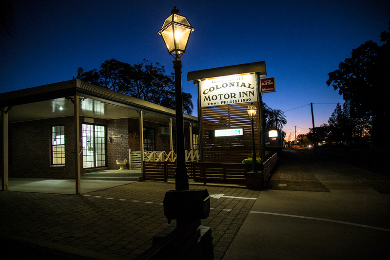 Gayndah Colonial Motor Inn - Accommodation Brisbane