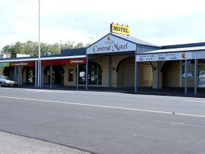 Gin Gin Central Motel - Accommodation Brisbane