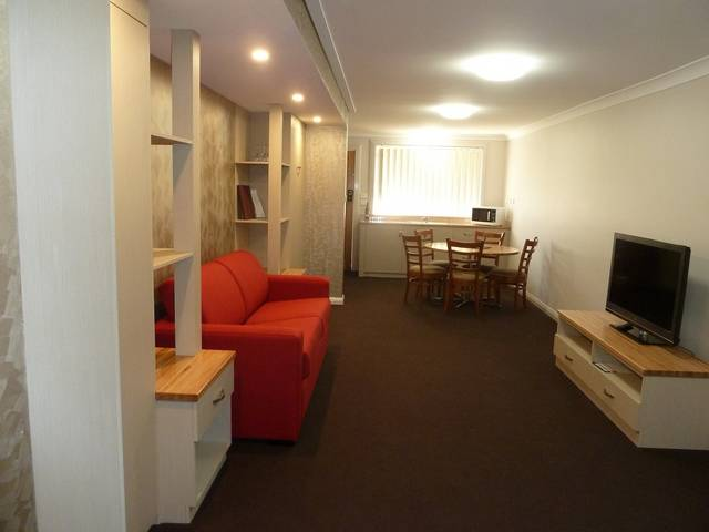 McNevins Tamworth Motel