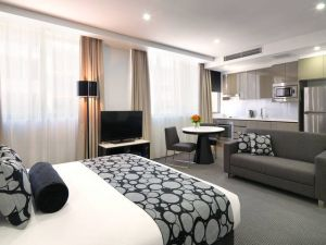 Meriton Serviced Apartments - North Ryde - Accommodation Brisbane