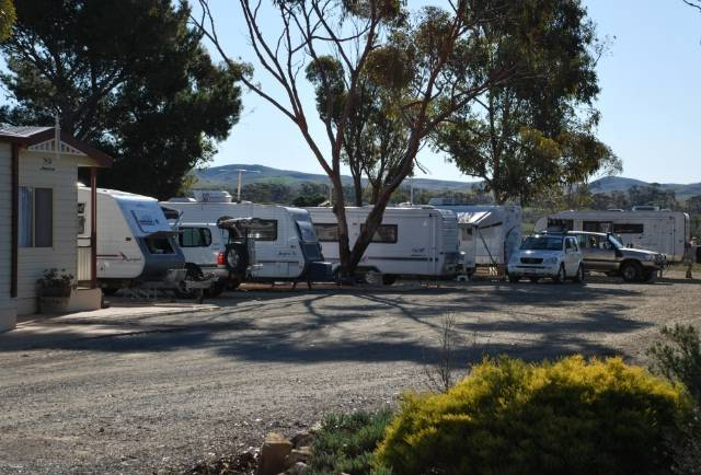 Orroroo Caravan Park - Accommodation Brisbane