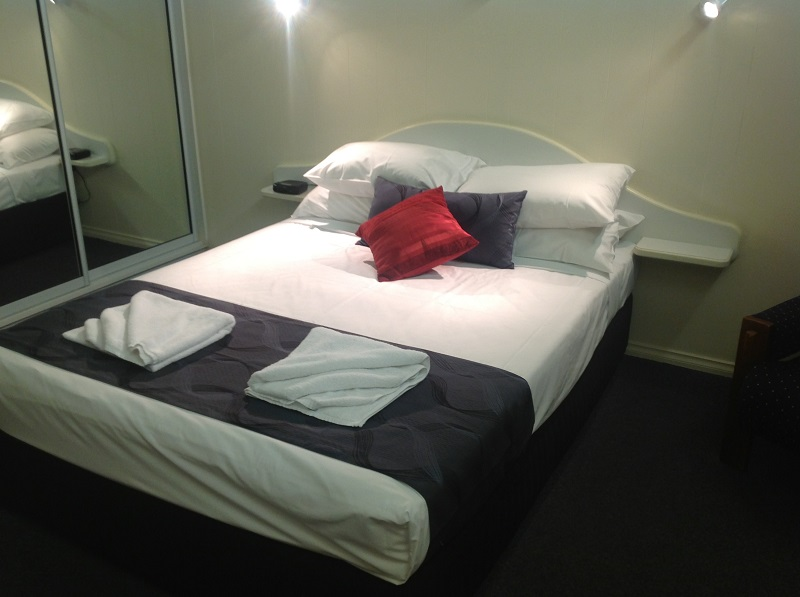 Parkside Motel  Licensed Restaurant - Accommodation Brisbane