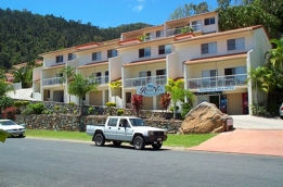 Reefside Villas Whitsunday - Accommodation Brisbane