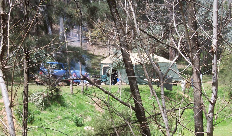Abercrombie Caves campground - Accommodation Brisbane