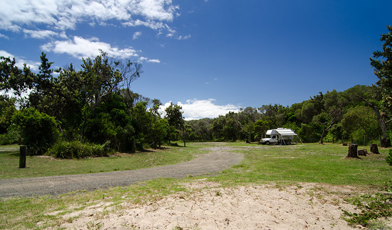 Banksia Green campground - Accommodation Brisbane