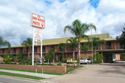The John Hunter Motel - Accommodation Brisbane