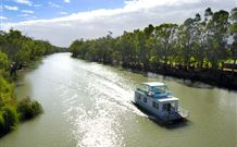 Edward River Houseboats - Accommodation Brisbane