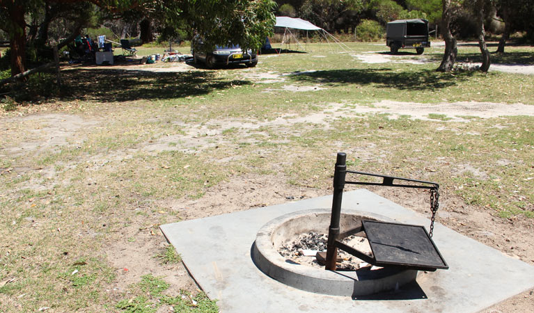 Gillards campground - Accommodation Brisbane