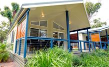 North Coast Holiday Parks Jimmys Beach - Accommodation Brisbane