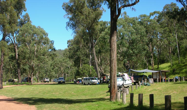 Washpools campground - Accommodation Brisbane