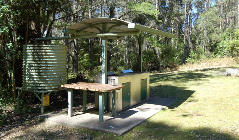 Youngville campground - Accommodation Brisbane