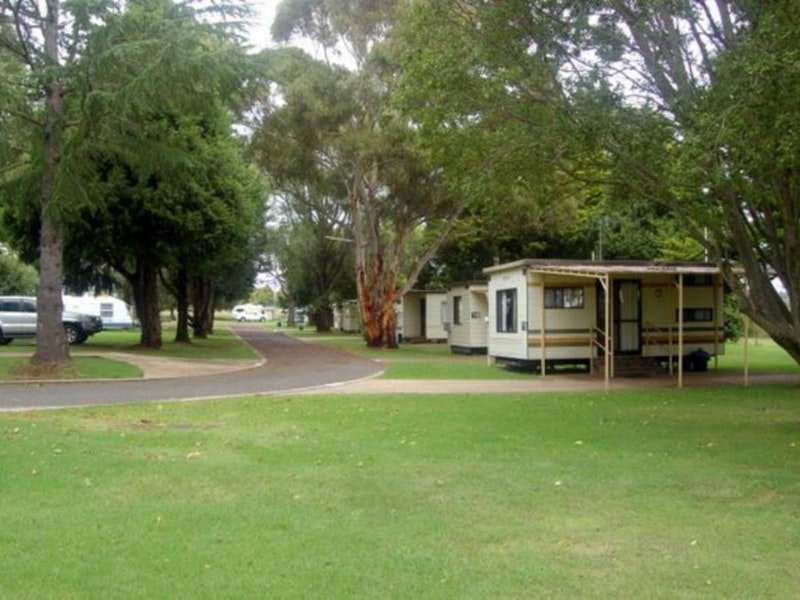 Glen Rest Tourist Park - Accommodation Brisbane
