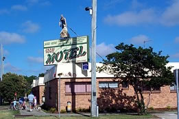 Jackie Howe Motel - Accommodation Brisbane